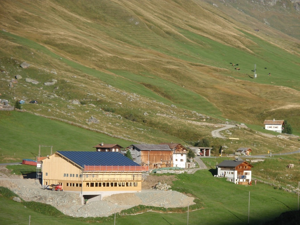 X-Force Alpine Solaranlage