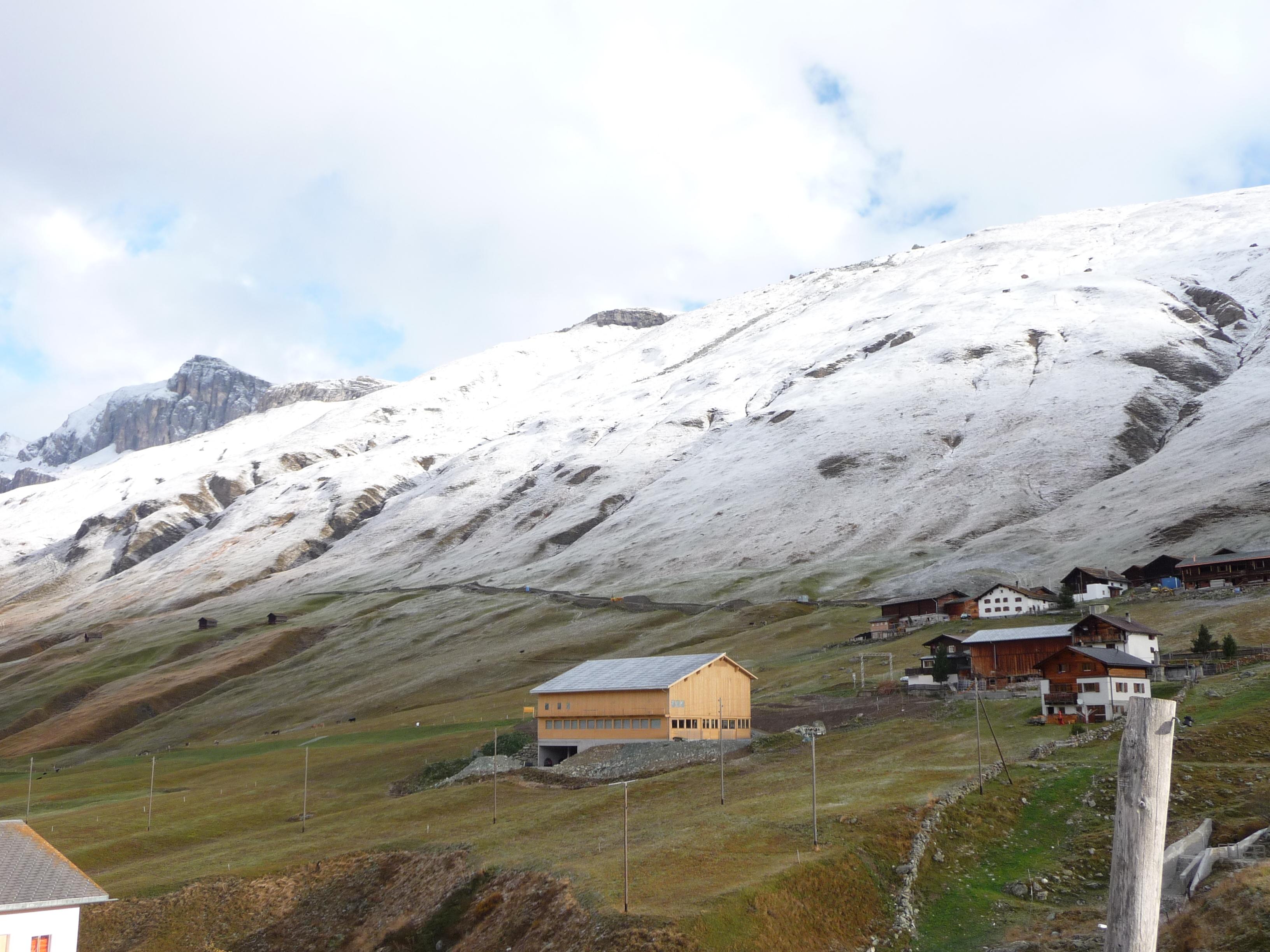 X-Force Alpine Solaranlage in Cresta